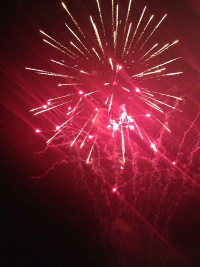 Fireworks Ipswich Festival