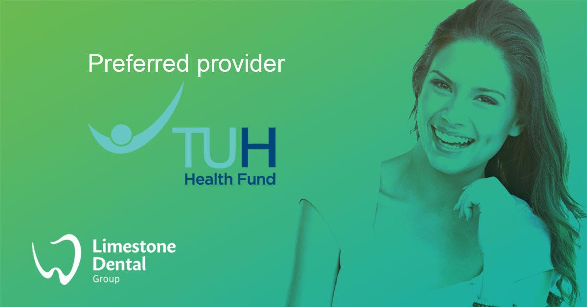 Limestone Dental Group is a TUH preferred provider