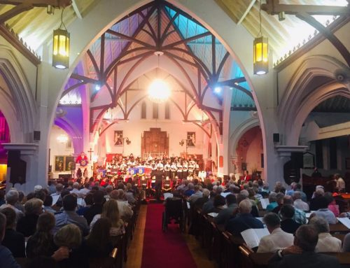 Third Annual St Paul's Proms, Ipswich