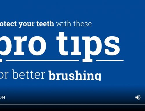 Pro tips for better brushing