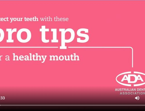 Pro tips for a healthy mouth